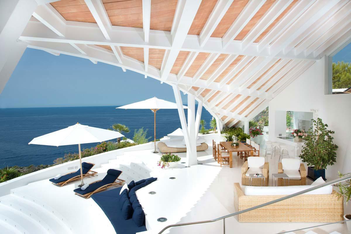 Mallorcan Contemporary Villa On Sale For 9 8 Million