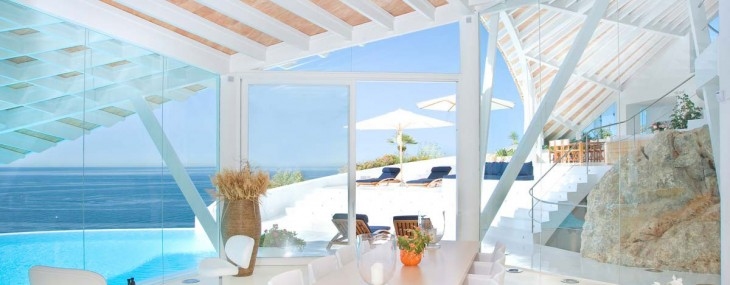 Mallorcan Contemporary Villa on Sale for €9.8 Million