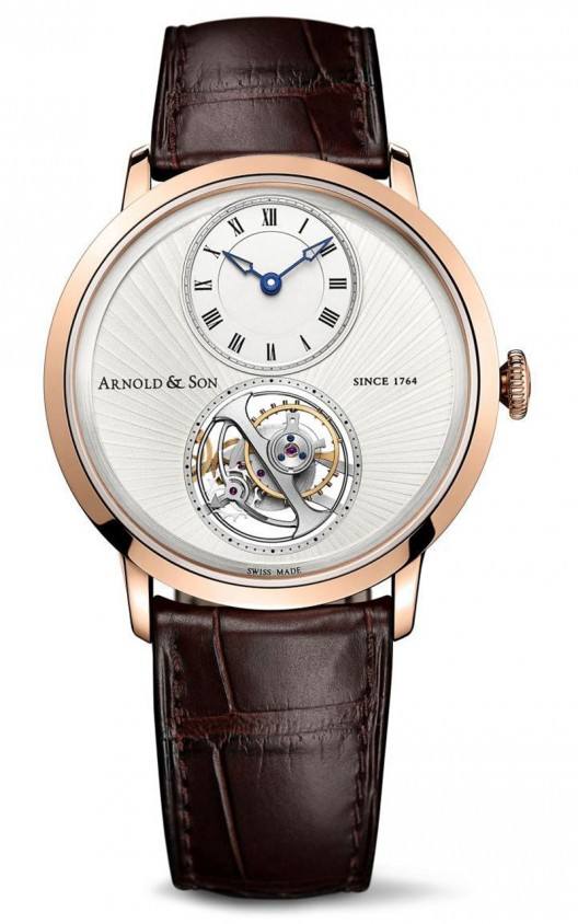 Arnold & Son Made the World's Thinnest Tourbillon Watch