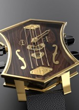 ArtyA Son of Sound Guitar Shaped Watches