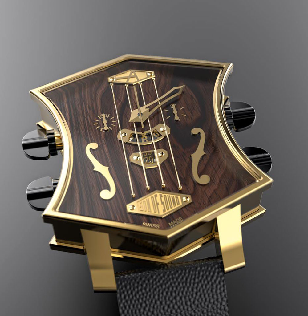 ArtyA Son of Sound Gold