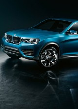 BMW X4 Blends Elements of Coupe and SUV