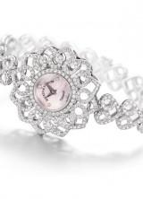 Victoria Princess Diamond Watch by Backes & Strauss