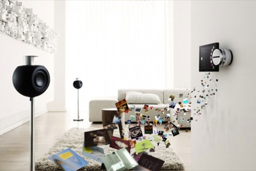 Bang and Olufsen BeoSound 5 with Spotify