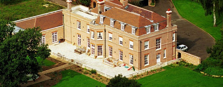 Beckhams Beckingham Palace on Sale for $15 Million
