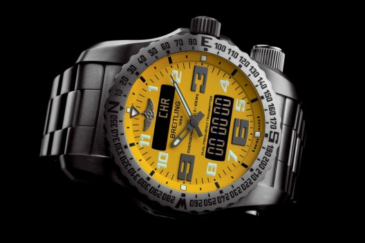 Breitling launches Emergency II that will save your life and make you stylish too
