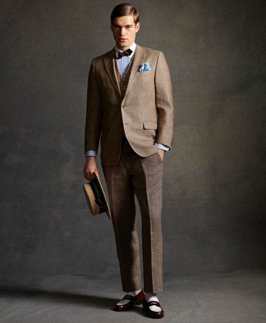 Brooks Brothers' The Great Gatsby Limited Edition Menswear Collection