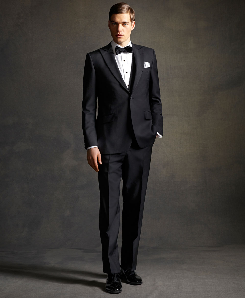 The Great Gatsby: Great Gatsby Inspired Menswear Collection By Brooks