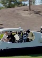 Bubba Watson's Crazy Idea – The BW1 Golf Cart