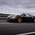 Bugatti Veyron Grand Sport Vitesse is The Fastest Convertible in the World