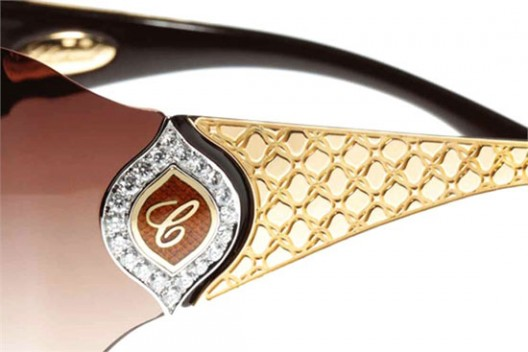 World's Most Expensive Sunglasses by Chopard Displayed at Dubai