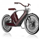Vintage Cykno Electric Bicycle