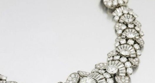 Gina Lollobrigida Jewelry Collection at Sothebys Geneva
