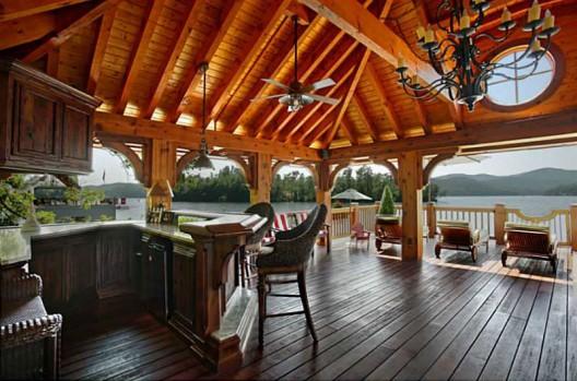 Exclusive Villa on Lake Burton
