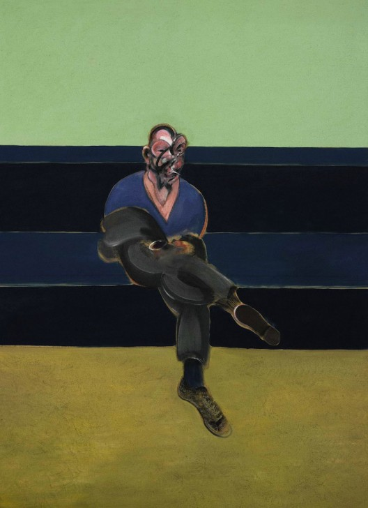 Francis Bacon's 1962 Study for aPortrait of P.L.