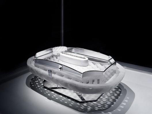 Harry Winston's Quartz Jewelry Box