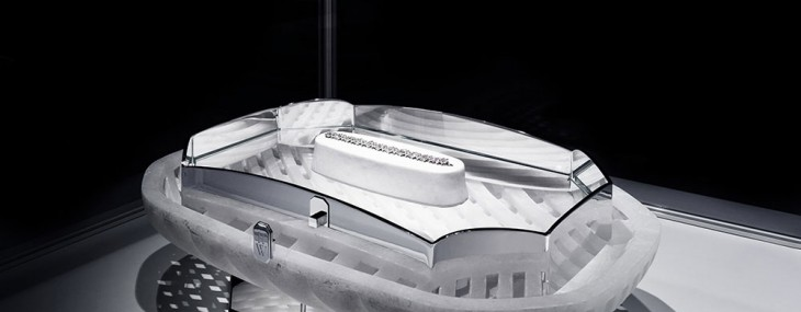 Harry Winston's Quartz Jewelry Box