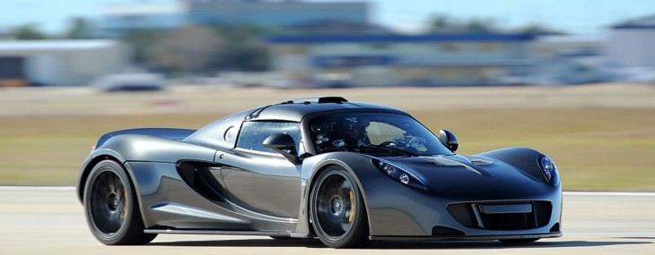 Hennessey Venom GT, The Fastest Production Car in the World
