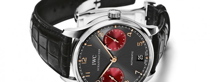 IWC Will Auction Portugese Automatic Tribeca Film Festival Timepiece