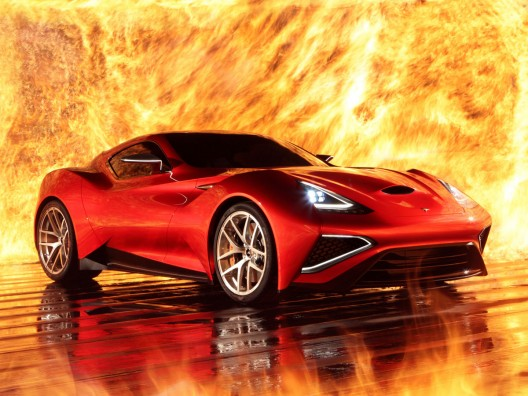 The Icona Vulcano brings together different skills and expertise of a very Italian tradition.