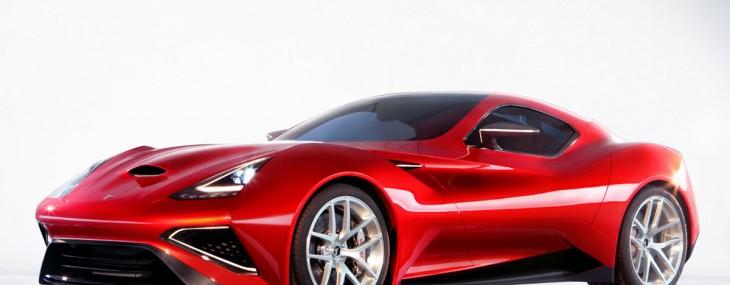 Unique Icona Vulcano for $2 Million