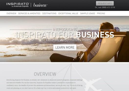Inspirato for Business