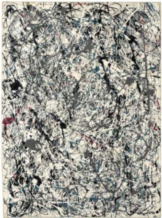 Jackson Pollock (1912-1956) Number 19, 1948 Oil and enamel on paper laid down on canvas