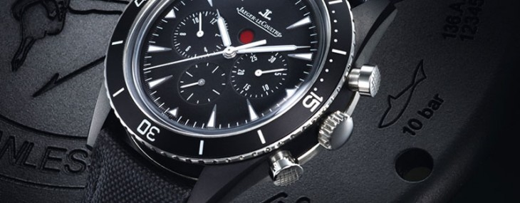 Jaeger-LeCoultre Deep Sea Chronograph Cermet at Online Charity Auction