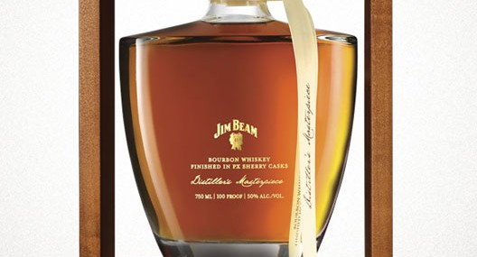 Jim Beam&#8217;s Limited-Edition Distiller&#8217;s Masterpiece