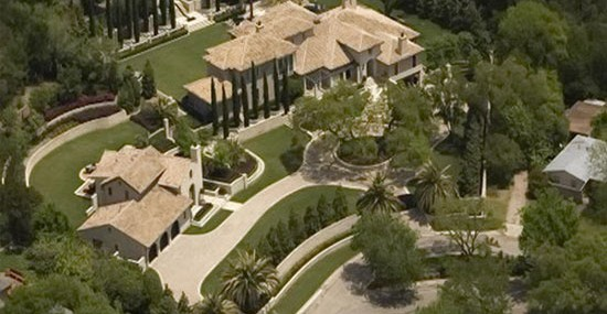 Lance Armstrong's Estate in Austin