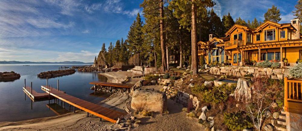 Larry Ellison Lake Tahoe Mansion For 28 5 Million