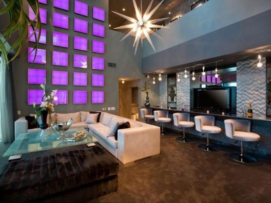 Las Vegas SkySuite Plush Penthouse