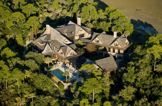 Kiawah Island Residence in South Carolina