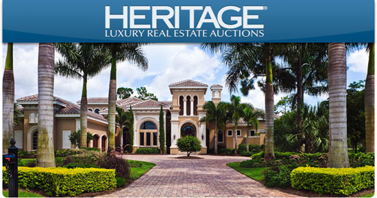 Heritage Auctions Extends Its Luxury Real Estate Market with New