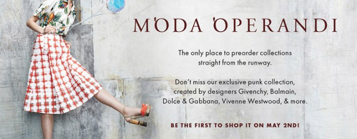 Moda Operandi Allows You to Buy Gowns Worn by Celebs at 2013 Met Gala the Morning After