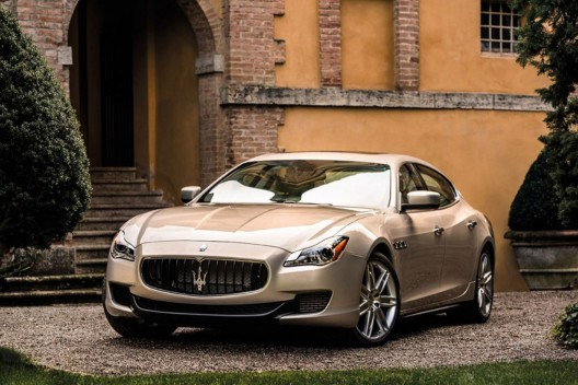 Maserati Quattroporte Limited Edition by Ermenegildo Zegna
