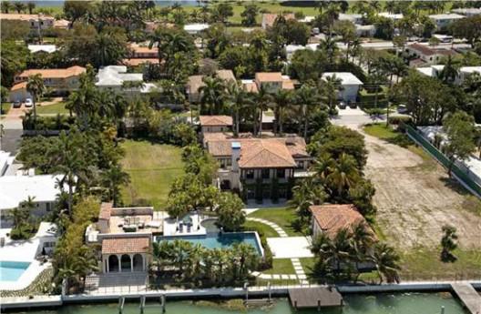 Matt Damon's Miami beach home for sale for $20 million