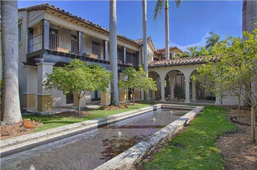 Matt Damon's Miami Beach Home