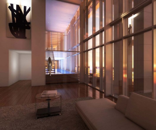 $50 million Apartment in Meier-on-Rothschild Tower Still Awaits for Buyer