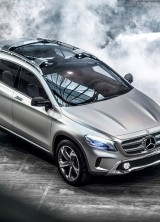 Mercedes-Benz GLA Compact SUV