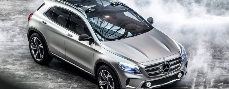 Mercedes Benz Gla Compact Suv The Simply Luxurious Life Style
