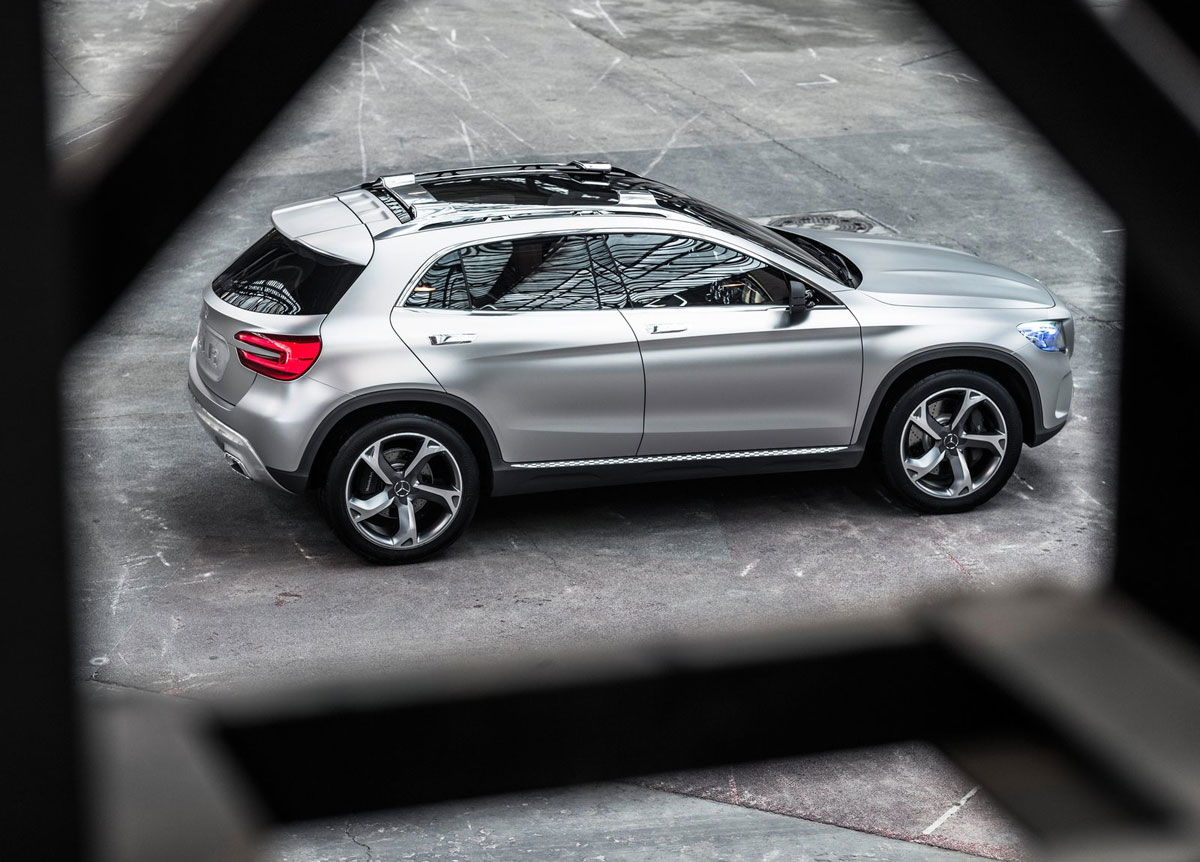 mercedes benz gla compact suv the simply luxurious life