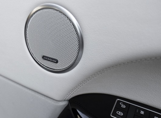 Meridian and Land Rover have developed a choice of two audio systems for the all-new Range Rover Sport