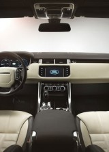 Meridian 3D Surround Technology in New Range Rover Sport