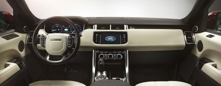 Meridian Audio in Land Rover