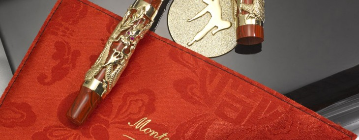 Montegrappa's Bruce Lee Fountain Pen on Sale at Bonhams