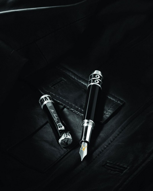 Montegrappa Icons Elvis Presley Limited Edition - Mod. Black (Comeback Period)