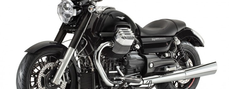Moto Guzzi's 2014 California Custom and Tourer