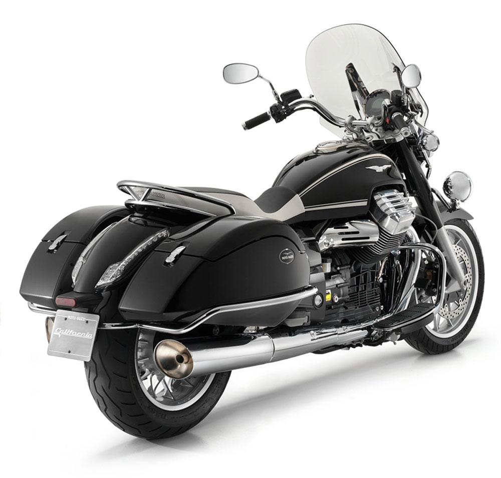 moto guzzi 39 s 2014 california custom and tourer extravaganzi. Black Bedroom Furniture Sets. Home Design Ideas