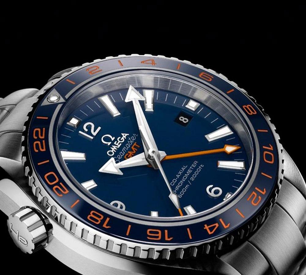 New Omega Seamaster Planet Ocean GMT 600M